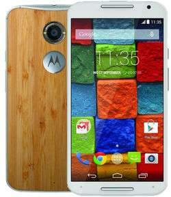 Motorola Moto X (2014) Wit (Bamboo Edition) voor €252 i.c.m T-Mobile abonnement @ Coolblue