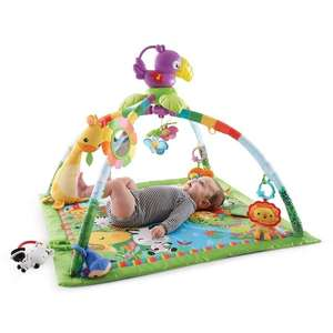 Fisher-Price Rainforest Speelkleed elders: (€64,99) @Amazon
