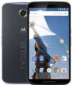 Motorola Nexus 6 32GB voor €350 met T-Mobile abonnement @ Coolblue