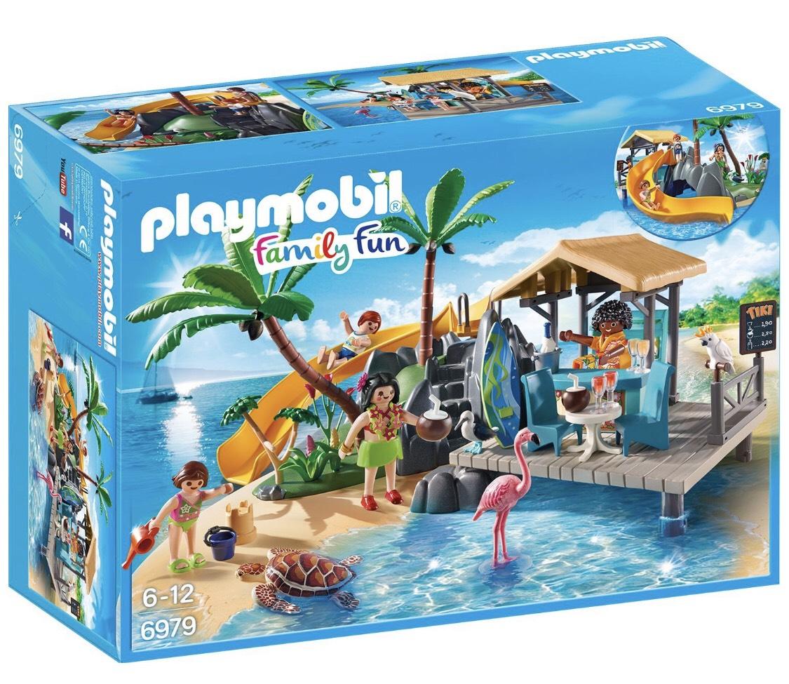 Playmobil 6979 Vakantie-eiland met strandbar