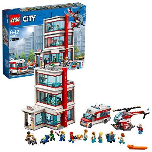 LEGO City Ziekenhuis (60204)