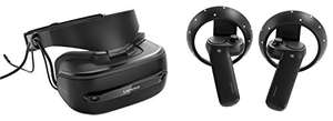 Lenovo Explorer Virtual Reality Headset (incl. Motion Controller) - LAST MINUTE Deal om exact 20.00