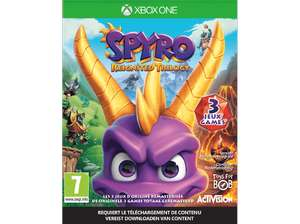Spyro: Reignited Trilogy | Xbox One