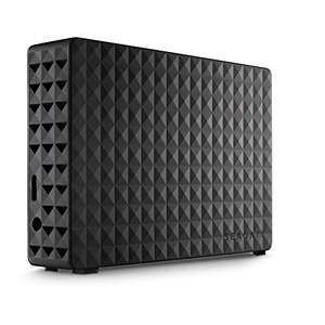 Seagate Expansion Desktop (v2) 4TB externe harde schijf @ Amazon.de