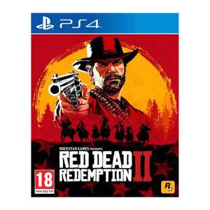 Red Dead Redemption 2 (PS4/XONE)