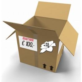 Beautybox t.w.v. € 100,- voor 29,95 @Parfumerie.nl