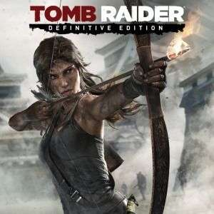 Tomb Raider: Definitive Edition (PS4) @PSN Store