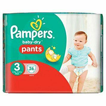 4 pakken Pampers Pants voor €19,99 (-50%) @Poiesz