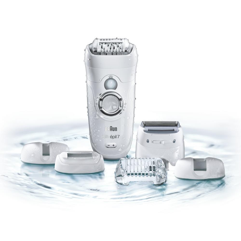 Braun Silk-épil 7 7-561 Wet & Dry Epilator voor €49,99 (na cashback) @ BCC / Bol.com