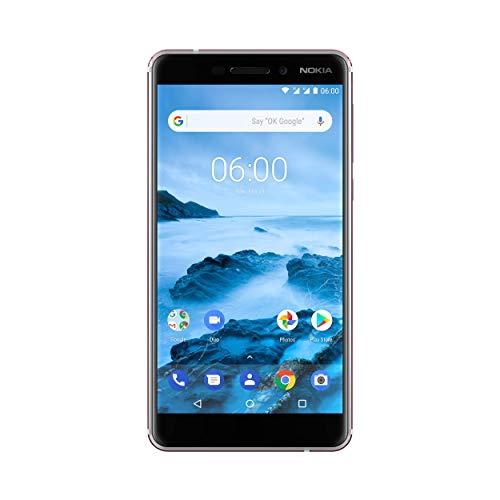 Nokia 6 (2018) 3GB ram, 32GB Wit