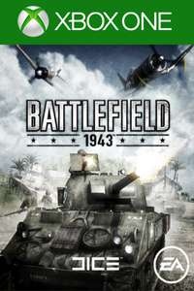 Battlefield 1 Revolution + Battlefield 1943 (XB1) digitale code voor €1,95 @ Livekaarten