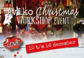 Gratis Workshop kerstdiner van Aviko in Amersfoort