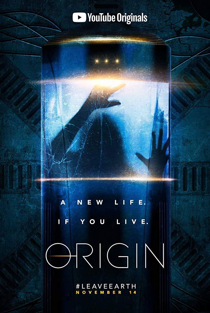 Eerste twee afleveringen van serie Origin gratis @ YouTube