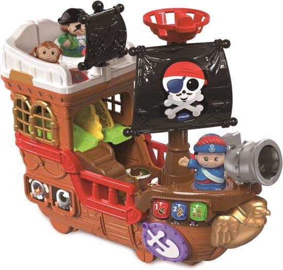 Vrolijke Vriendjes V-Tech Piratenschip!