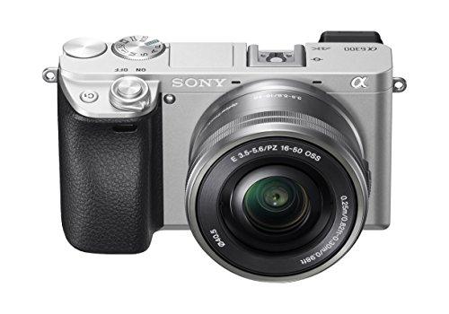 Sony Alpha A6300 Body + Selp1650 Lens