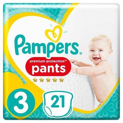 4 pakken Pampers pants voor €15,00 bij Jumbo bij Pick-up point