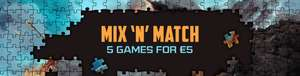 Green Man Gaming mix-n-match 5 Games for €5