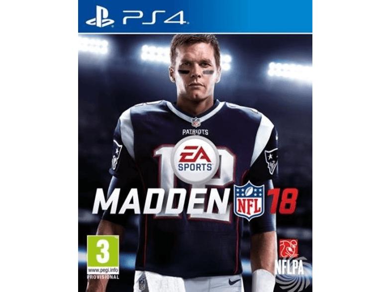 Madden NFL 18 | PlayStation 4 - voor €21 @ Mediamarkt.nl / Bol.com