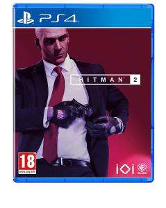 Hitman 2 (PS4) voor €25,50 @ Amazon.co.uk