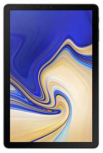 Samsung Galaxy Tab S4 Wifi Zwart incl. Keyboardcover (QWERTZ)