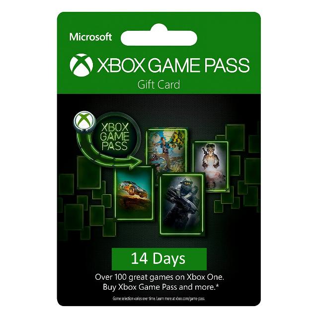14 dagen Xbox Game Pass gratis (2000 codes) voor nieuwe gebruikers n@ Vandal