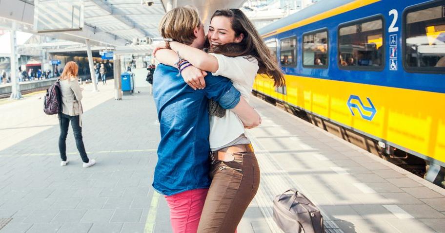 2 x enkele reis (NS) -treinkaartjes voor 24 euro.