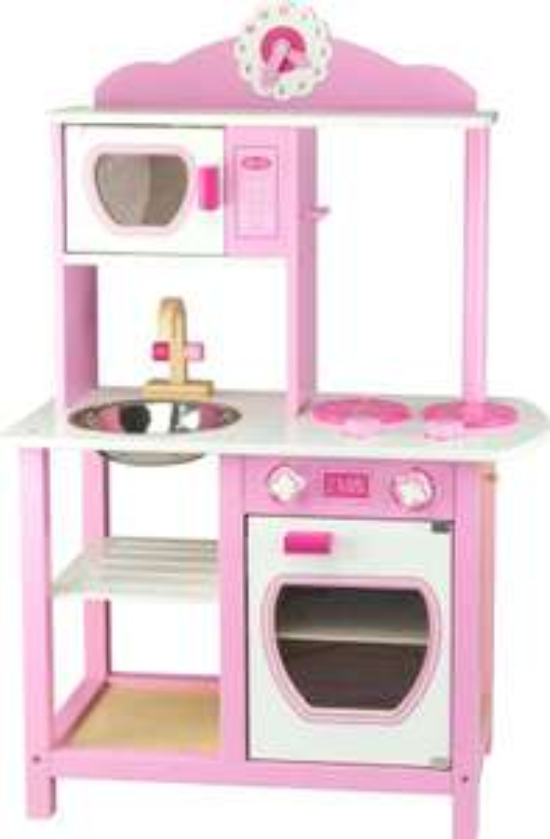 [BOL] Kinderkeuken Prinses Roze