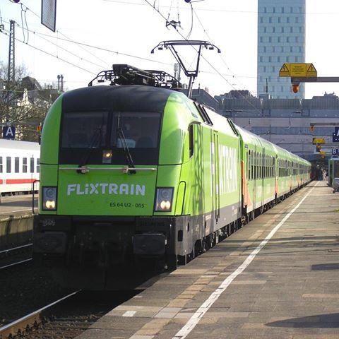 [Grensdeal] Trein naar Hamburg vanaf o.a. Münster/Duisburg voor €2,19 @ Flixtrain