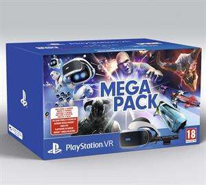 PlayStation VR Mega Pack voor €229 bij Game Mania