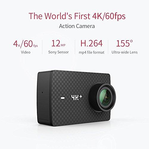 Yi 4K+ Action Cam bij Amazon.de