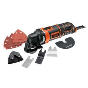 Black & Decker MT300KA Multitool €39,95 @ Neckermann