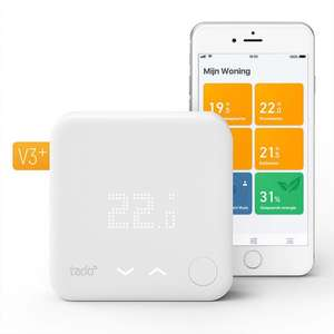 Tado Smart Thermostat Starter Kit V3+ voor €159,20 @ 50five.nl