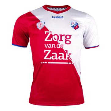 Alleen vandaag 50% korting op het thuistenue 18/19 FC Utrecht