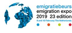 Gratis toegangskaarten voor de emigratiebeurs 2019 te Houten