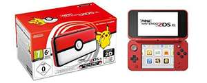 Nintendo 2DS XL Pokéball @Amazon.de