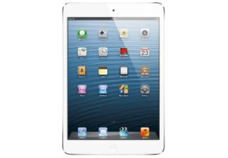 iPad mini 32GB Wi-Fi + Cellular (wit) voor € 349 @ Media Markt