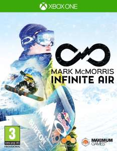 Mark McNorris Infinite Air (Xbox One) voor €7 @ Bol.com