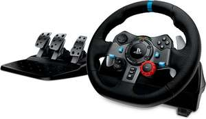 [50% korting] Logitech G29 Driving Force Racestuur - PS4 + PS3 + PC