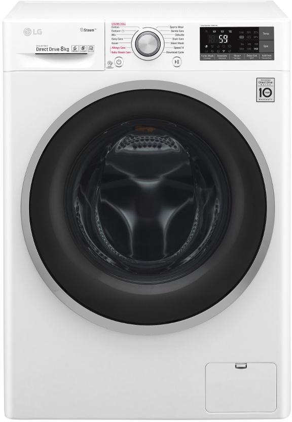 LG F4J7TY1W Wasmachine 32% korting