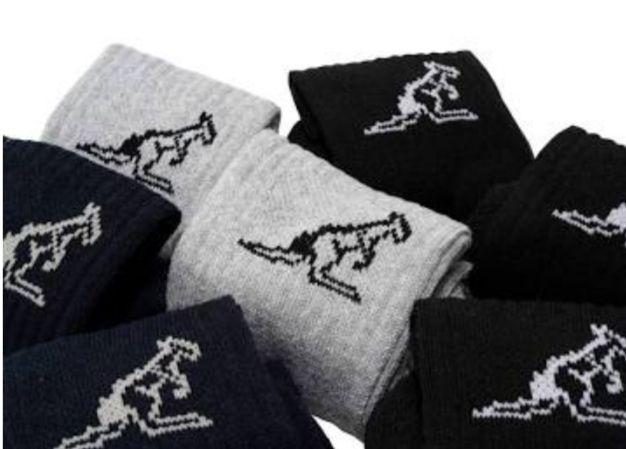 Australian sokken. 2 x 3 pack voor 3,50! Verschillende kleuren