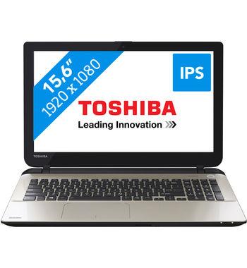 Toshiba Satellite L50-B-180 + Gratis McAfee Livesafe Promo Software t.w.v €79,99 voor €371,50 @ Bobshop