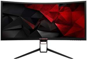 Acer Predator Z35P Curved UltraWide Gaming Monitor voor €579 @ Arctic Gaming