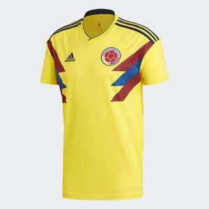 Adidas Colombia (thuis)shirt @ MandM Direct