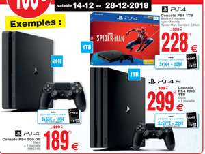 [BE] Playstation PS4 1TB + Marvel's Spider-Man @ CORA