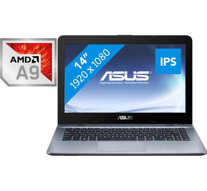 ASUS Viviobook 14' IPS mat / AMD A9 / 8GB / 256GB SSD