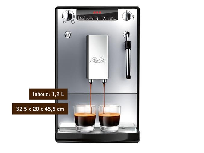 Mellita volautomatische automaat voor €289 @ Lidl