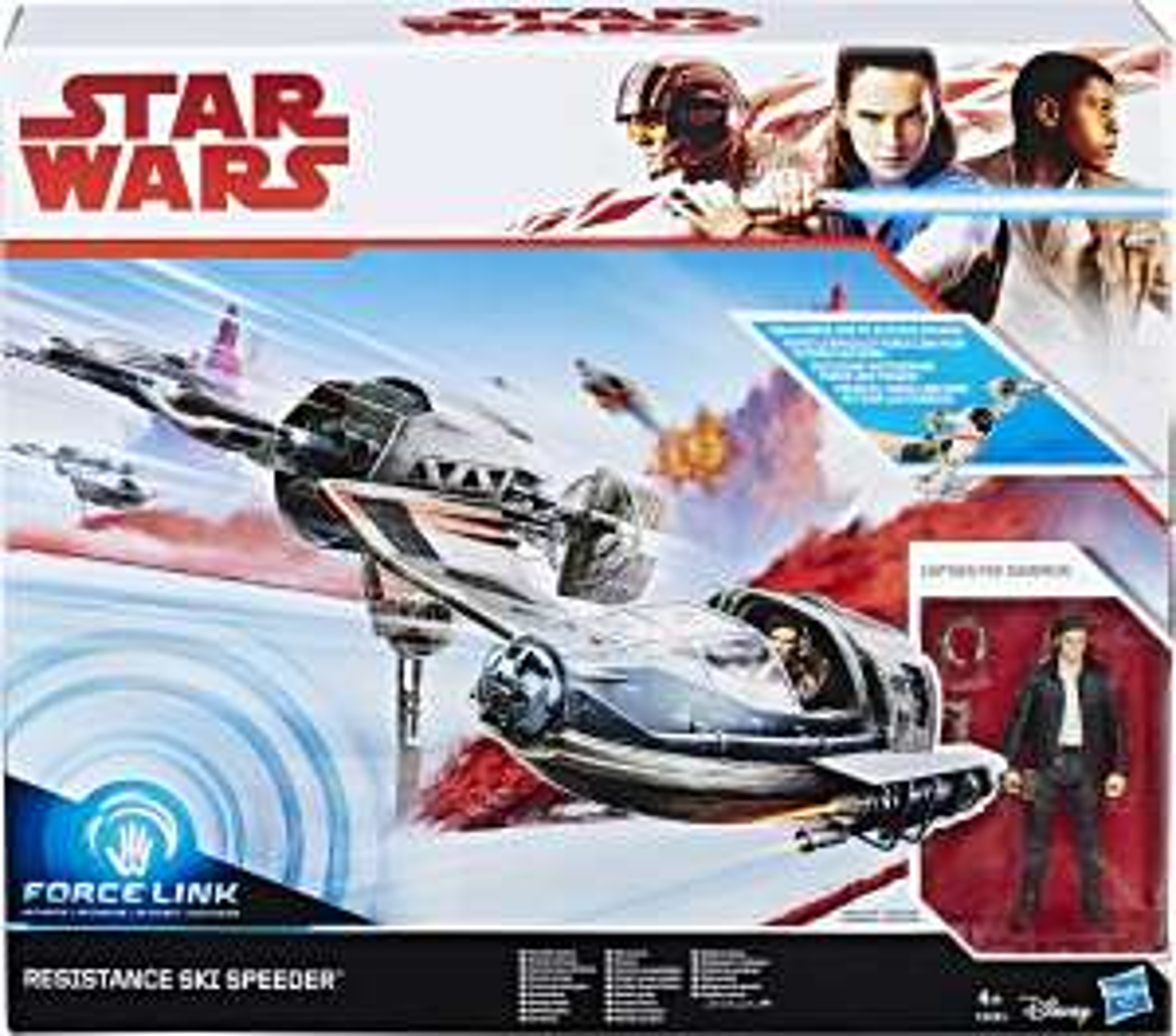 Star Wars Hasbro Ski-Speeder + actiefiguur € 11,98 @ Bol.com