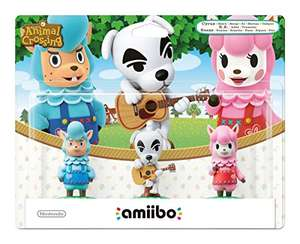 Amazon.de Amiibo Animal Crossing Triple Pack | Geen bezorgkosten
