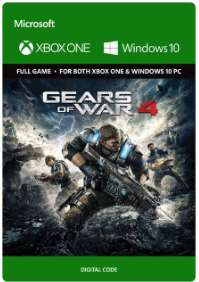 Gears of War 4 Xbox One/PC met code @ cdkeys
