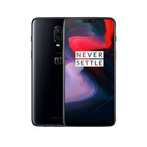 OnePlus 6 - 8GB - 128GB @Amazon.de
